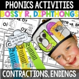 Words Their Way Within Word Pattern Spellers Units 6-10 BUNDLE 2