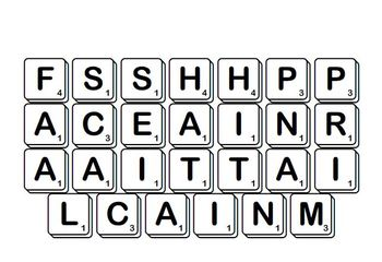 Words Their Way: Within Word Patterns Scrabble Fun: Sort 18