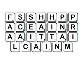 Words Their Way: Within Word Patterns Scramble Fun: Sort 19