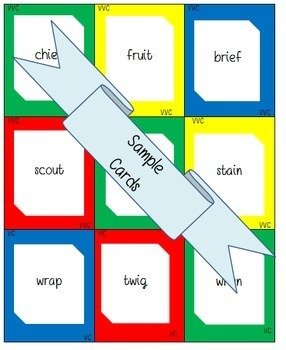 Words Their Way: Within Word Patterns: Sort 4: Short & Long Vowel –u
