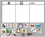 Words Their Way Within word spellers sort 1 with pictures