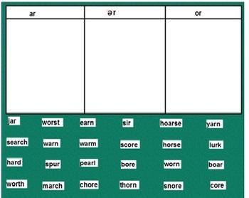 Words Their Way Within word spellers sort 30
