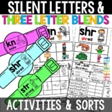 Words Their Way Word Pattern Spellers Unit 7 Complex Consonants and Clusters