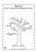 Words Their Way Word Tree Activity: Words that Grow from base Words and Roots