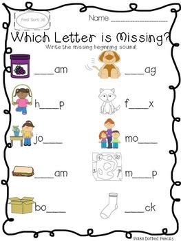 Words Their Way Word Work Practice Pages BUNDLE
