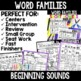 Words Their Way-Letter Name Alphabetic Spellers Activities 1