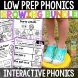 Words Their Way for Letter Name Alphabetic Spellers Units