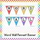 Words We Learn Word Wall Kit ITALICS