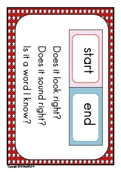 Words and Non Words - A Phonics Activity.