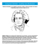 Monthly Music Composer Worksheets