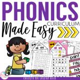 Phonics CUrriculum Bundle