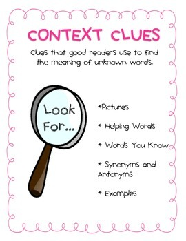 Words in Context-Hink Pink