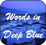Words in Deep Blue Study Guide and Quiz