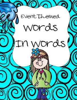 Words in Words Game
