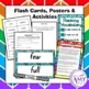 Words of Measure Vocabulary Pack- Word Lists, Flash Cards & Activities
