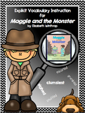 Words of the Week - Maggie and the Monster (Explicit Vocab