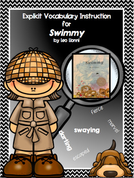Words of the Week - Swimmy (Explicit Vocabulary Instruction)