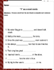 """Words that contain """"Y"""" as a vowel (Based on Orton Gillingham.) 3 pages"""