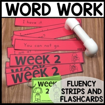 Word Work (Unit 1 WEEK 2)