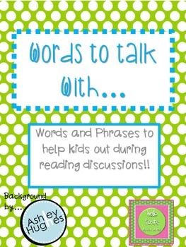 Words to To Talk With Conversation Starters and Stokers