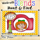 Words with Blends Hunt & Find PowerPoint Game