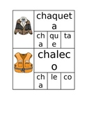 Words with CH in Spanish
