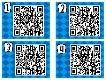 Words with Final e QR Code Task Cards