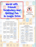 Words with Friends: Vocabulary and Spelling Fun!
