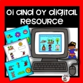 Words with Oi and Oy| Digital Resource