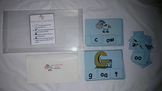 Words with Vowel Blends- literacy file folder game- resource tool- phonics- read
