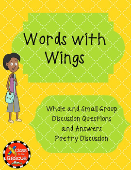 Words with Wings Discussion Questions and Answers