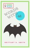 Words with -at Ebook & Worksheet