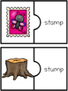 Words with blends Puzzles  Word Work Centers