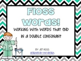 Words with final double consonants: The FLOSS Rule