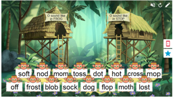 Words with the AW AU Sound Smart Lab Interactive Whiteboard Activities