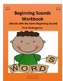 Kindergarten RTI: Beginning Sounds