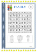 Word Search Booklet