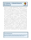 Wordsearch and Puzzle Selection