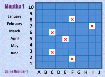 Wordships - Months 1