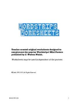 SAT Words Worksheets