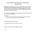 Wordsworth Poem Archetype Analysis Essay