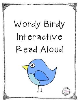 Wordy Birdy Interactive Read Aloud