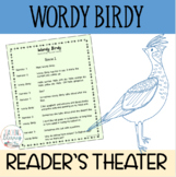 Wordy Birdy by Tammi Sauer- Readers' Theater Script & More