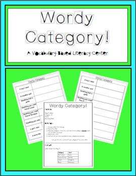 Wordy Category