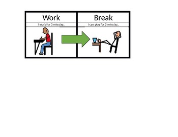 Work Break Visual