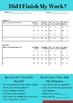 Work Completion Checklist Full Version