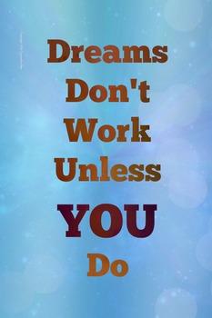 Work Effort 11 x 17 JPG Poster Classroom Management PBIS Character Ed