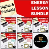 Work Energy and Power Lesson Bundle   Physical Science