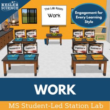 Work Student-Led Station Lab