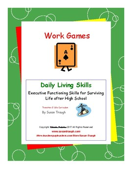 Work Games--Daily Living Skills
